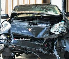 راننده بدشانس پورشه را جای ممنوع گذاشت ،پلیس منفجرش کرد