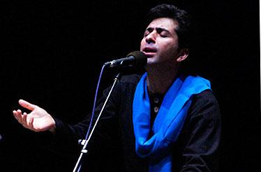 محمد معتمدی خواننده مشهور