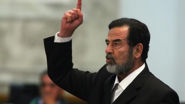 صدام حسین ، زنده است و از تهران گروهک تروریستی داعش را رهبری میکند!