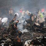 اجساد هواپیمای سقوط کرده در پاکستان قابل شناسایی نیستند!!