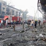 وقوع سه انفجار مرگبار در بغداد هفت کشته و زخمی برجای گذاشت