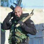 2 سلاح مرگبار ابوعزرائیل مبارز مشهور در عملیات آزادسازی موصل