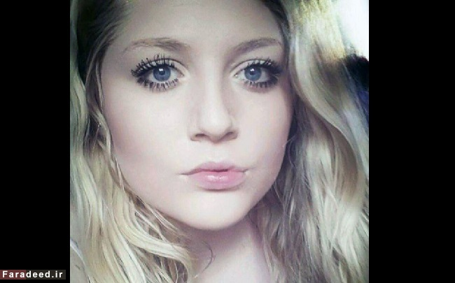 دختر 20 ساله زیبا که فکر میکند زشت است