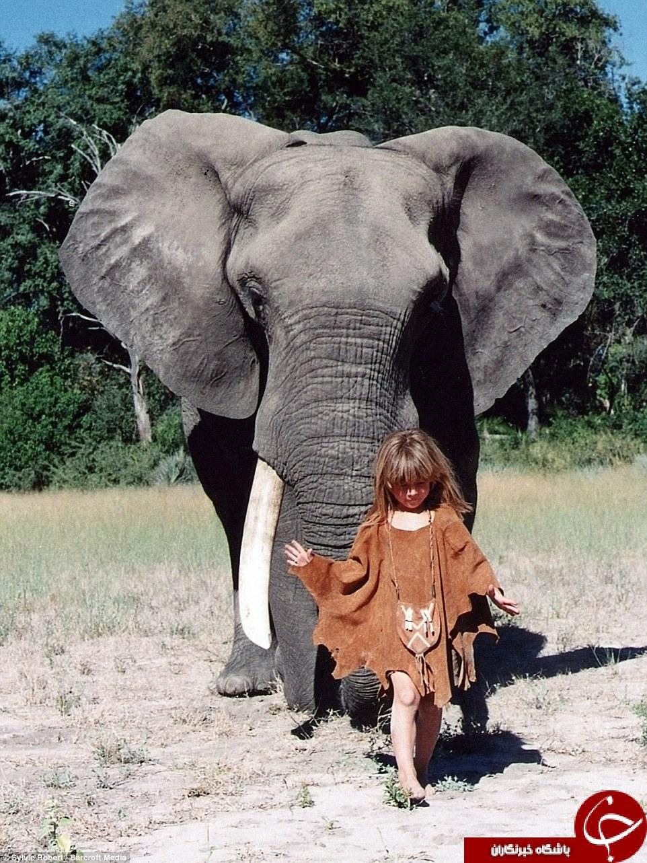 دختر بچه ای 10ساله