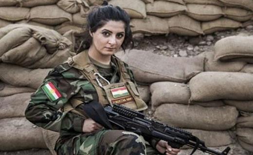 دختر ایرانی تبار