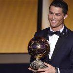 چهره جدید رونالدو در آستانه مراسم توپ طلای فوتبال اروپا سال 2016