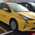 تاکسی های جدید و کم مصرف در ناوگان حمل و نقل عمومی برای شهرهای آلوده