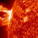 احتمال طوفان خورشیدی در سال ۲۰۲۰ میلادی پیش بینی شده