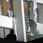 آتشسوزی در یک هتل حداقل ۱۱ قربانی و ۶۰ مجروح برجای گذاشت!