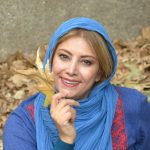 خانم بازیگر مشهور پس از ترک ایران در حال خوردن صبحانه آمریکایی