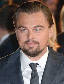 لئوناردو دی کاپریو ستاره سینمای هالیوود جایزه شهروند جهانی را گرفت
