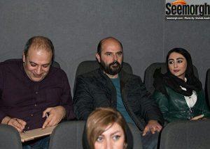 ظاهر سحر دولتشاهی و علی مصفا
