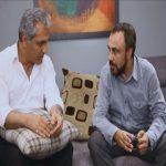 عکس زیرخاکی مهران مدیری و رضا عطاران ۲۳ سال پیش در مجموعه ساعت خوش