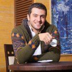 حضور مجری جنجالی تلویزیون در پشتصحنه ساعت ۵ عصر مهران مدیری