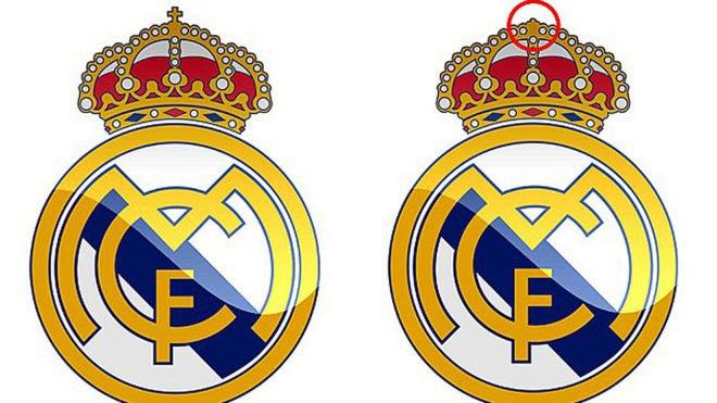لوگوی رئال مادرید