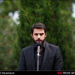 لباس خاص علی ضیاء در واکنش به حادثه پلاسکو را ببینید