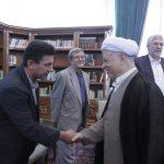 حرفهای جالب قلعه نویی درباره آیت الله هاشمی رفسنجانی