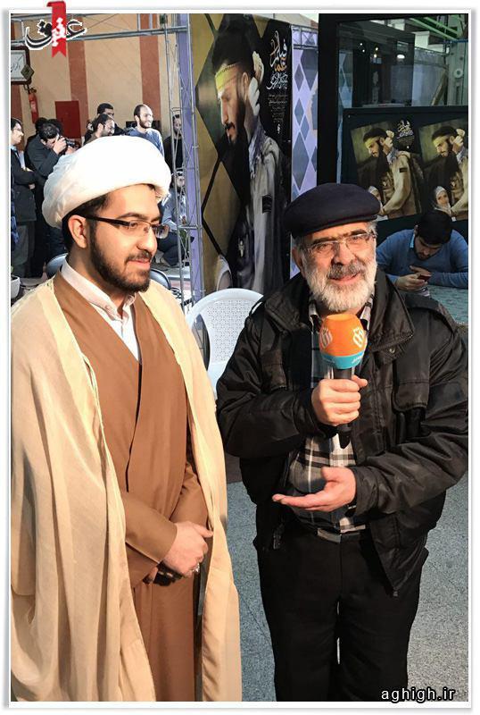 اصغر نقی زاده بازیگر معروف