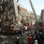 علت آتشسوزی و تخریب ساختمان پلاسکو اعلام شد