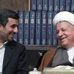 احمدینژاد درگذشت حجتالاسلام هاشمی را تسلیت گفت