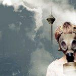 در این هوای آلوده ماسک نزنید!!!