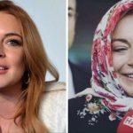 این بازیگر زن جنجالی آمریکا مسلمان شد