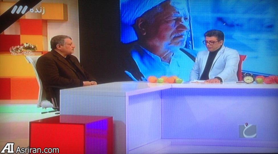 محسن هاشمی در برنامه رشیدپور