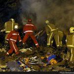 چرا این آتش نشان در پلاسکو بیهوش شد؟