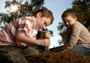 خاک درمانی