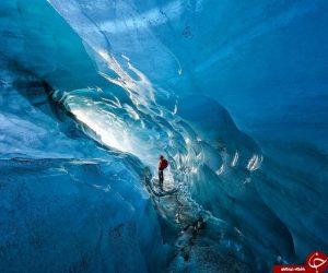 ۱۰ تصویر که بروز تغییرات آب و هوایی در جهان را اثبات میکند