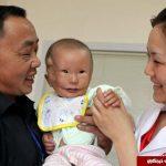 نقص مادرزادی این کودک عجیب را معروف کرد