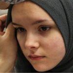 حجاب این دختر آمریکائی خبر ساز شد