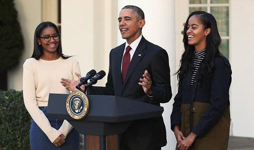 اوباما به این خانه جدید اثاثکشی کرد