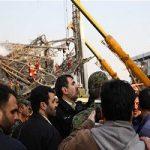 منتشر کنندگان شایعه حادثه پلاسکو