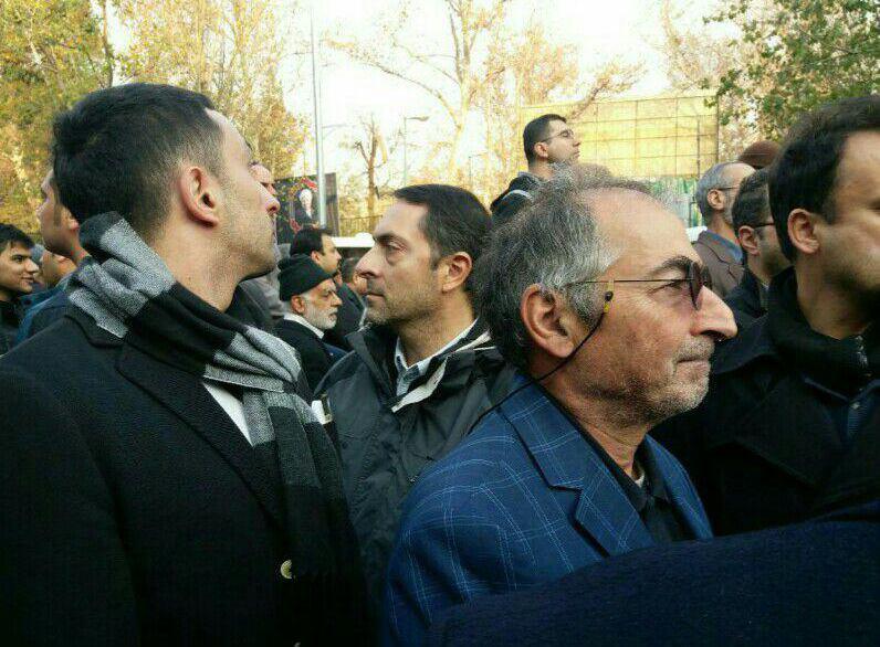 تشییع پیکر آیت الله هاشمی رفسنجانی|جمعیت میلیونی در مراسم( عکس)
