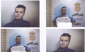 قاتل فراری اراک، پس از دستگیری
