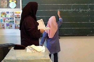 ضرب و شتم معلم در کلاس درس !!!