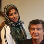 تصاویر جشن تولد 70سالگی رضا رویگری در کنار همسرش!