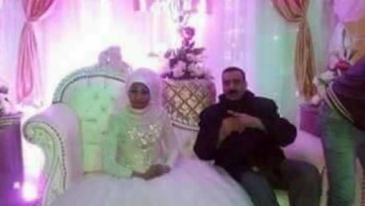 دستگیری عروس پیر