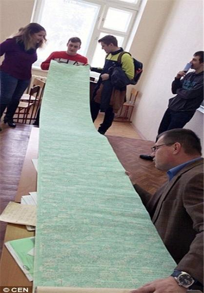تقلب جالب دانشجوی روسی در امتحان