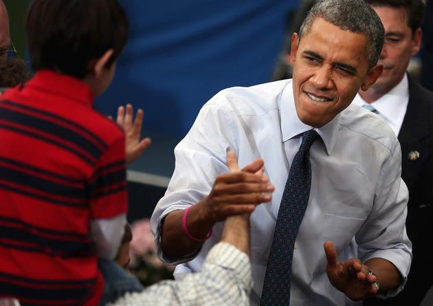بهترین روز باراک اوباما از دید عکاس کاخ سفید
