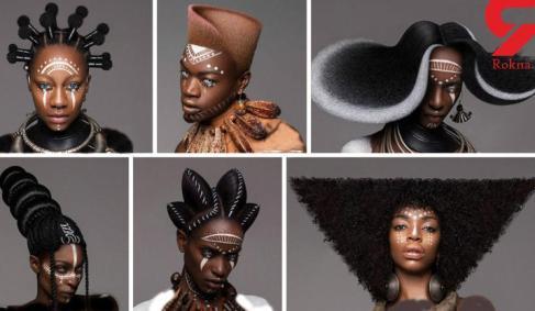 مدل مو های خاص