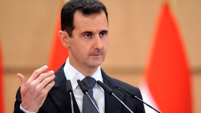 واقعیت ابتلای اسد به یک بیماری خطرناک