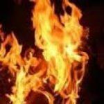 داماد جنایتکار، مادر و پدرزنش را به آتش کشید