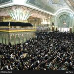 مراسم هفتمین روز درگذشت مرحوم هاشمی