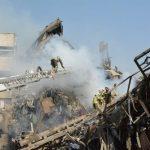 علت آتش سوزی پلاسکو از زبان محسن همدانی