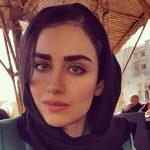 هانیه غلامی بازیگر سریال آرام میگیریم خبر ازدواجش را منتشر کرد!