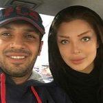 پست احساسی سپهر حیدری برای همسرش در اینستاگرام