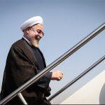 چه کسی به استقبال روحانی در فرودگاه رفت؟