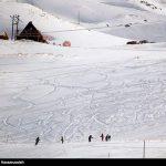 عکس اسکی باز ایرانی که برای مسابقه به فنلاند رفت و گم شد